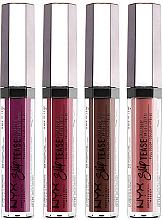 Düfte, Parfümerie und Kosmetik Lippenlack - NYX Professional Makeup Slip Tease Lip Lacquer