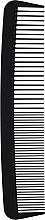 Düfte, Parfümerie und Kosmetik Haarkamm schwarz - Chicago Comb Co CHICA-6-CF Model № 6 Carbon Fiber
