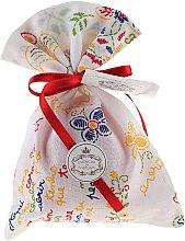 Düfte, Parfümerie und Kosmetik Buntes Duftsäckchen mit Naturseife Lotosblüte - Essencias De Portugal Love Charm Air Freshener