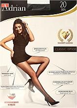 Düfte, Parfümerie und Kosmetik Strumpfhose für Damen Classic Oplot 20 Den Claro - Adrian