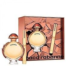 Düfte, Parfümerie und Kosmetik Paco Rabanne Olympea Intense - Duftset (Eau de Parfum 50ml + Eau de Parfum Mini 10ml)