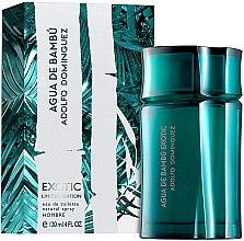 Düfte, Parfümerie und Kosmetik Adolfo Dominguez Agua De Bambu Exotic For Him - Eau de Toilette