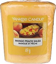 "Düfte, Parfümerie und Kosmetik Duftkerze ""Mango Peach Salsa"" - Yankee Candle Mango Peach Salsa"