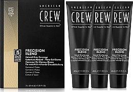 Düfte, Parfümerie und Kosmetik Grauhaarabdeckung Farbe - American Crew Precision Blend Light