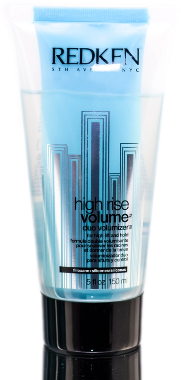 Haargel - Redken Volume High Rise Volume Duo Volumize — Bild N1