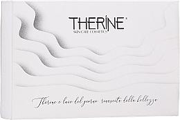 Düfte, Parfümerie und Kosmetik Antioxidative und feuchtigkeitsspendende Tuchmaske - Therine Natural Silk Face Mask