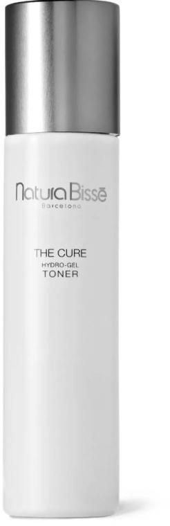 Erfrischendes Hydrogel-Tonikum für das Gesicht mit Lavendel- und Rosmarinöl - Natura Bisse The Cure Hydro-Gel Toner — Bild N1