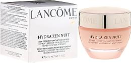 Düfte, Parfümerie und Kosmetik Feuchtigkeitsspendende und beruhigende Nachtcreme - Lancome Hydra Zen Nuit 50ml