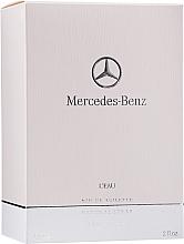 Mercedes-Benz L`Eau - Eau de Toilette — Bild N2