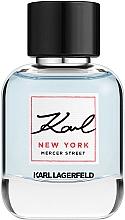 Düfte, Parfümerie und Kosmetik Karl Lagerfeld New York - Eau de Toilette