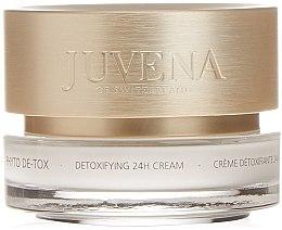 Düfte, Parfümerie und Kosmetik Detox Gesichtscreme gegen Umweltbelastungen - Juvena Phyto De-Tox Detoxifying 24h Cream