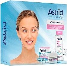 Düfte, Parfümerie und Kosmetik Gesichtspflegeset - Astrid Aqua Biotic Set (Gesichtscreme 50ml + Mizellenwasser 400ml)