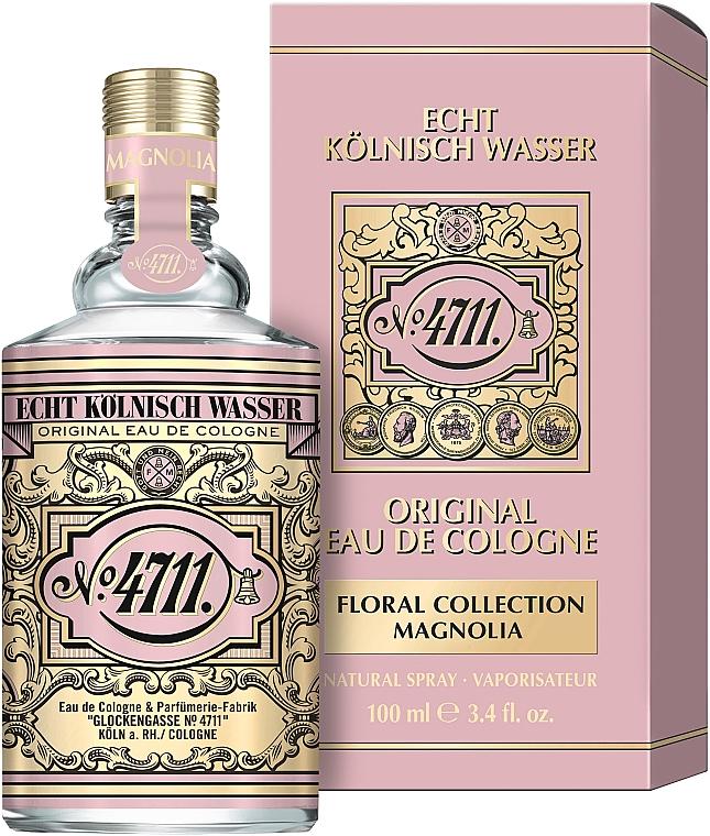 Maurer & Wirtz 4711 Original Eau de Cologne Magnolia - Eau de Cologne