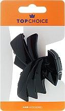Düfte, Parfümerie und Kosmetik Haarklammer schwarz - Top Choice Hair Claw Clip 25549