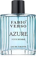 Düfte, Parfümerie und Kosmetik Bi-es Fabio Verso Azure Pour Homme - Eau de Toilette