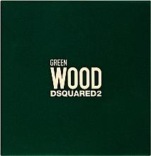 Düfte, Parfümerie und Kosmetik Dsquared2 Green Wood Pour Homme - Duftset (Eau de Toilette 30ml + Duschgel 50ml)