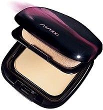 Düfte, Parfümerie und Kosmetik Glättende Kompaktpuder-Foundation SPF 15 - Shiseido Perfect Smoothing