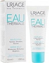 Düfte, Parfümerie und Kosmetik Feuchtigkeitsspendende Wassergelee-Creme für Gesicht und Dekolleté - Uriage Eau Thermale Water Jelly Cream