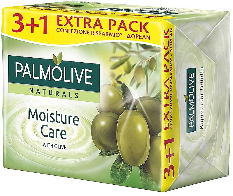 Feuchtigkeitsspendende Seife mit Olive - Palmolive Naturals Moisture Care With Olive Soap