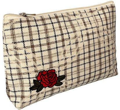 Kosmetiktasche Rose 95849 beige - Top Choice — Bild N1