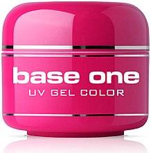 Düfte, Parfümerie und Kosmetik Aufbau Nagelgel - Silcare Base One Color