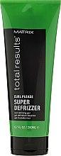 Düfte, Parfümerie und Kosmetik Modellierendes Anti-Frizz Haargel - Matrix Total Results Curl Super Definer