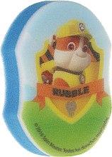 Düfte, Parfümerie und Kosmetik Kinder-Badeschwamm Paw Patrol Rubble - Suavipiel Paw Patrol Bath Sponge