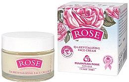 Düfte, Parfümerie und Kosmetik Q10 Revitalisierende Gesichtscreme - Bulgarian Rose