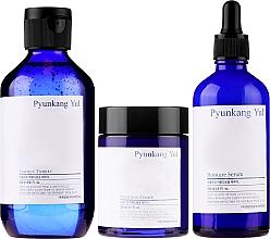Düfte, Parfümerie und Kosmetik Gesichtspflegeset - Pyunkang Yul Skin Set (Gesichtstonikum 200ml + Gesichtsserum 100ml + Gesichtscreme 100ml)