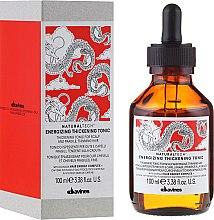 Düfte, Parfümerie und Kosmetik Energetisierendes Tonikum für die Kopfhaut - Davines NT Energizing Thickening Tonic