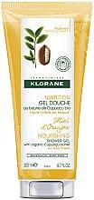 Düfte, Parfümerie und Kosmetik Pflegendes Duschgel mit Orangenblütenhonig - Klorane Cupuacu Orange Blossom Honey Nourishing Shower Gel