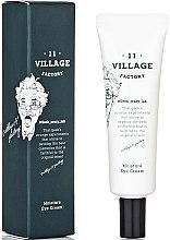 Düfte, Parfümerie und Kosmetik Feuchtigkeitsspendende Augencreme mit Ceramidenkomplex - Village 11 Factory Moisture Eye Cream