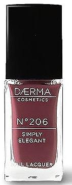 Nagellack - Daerma Cosmetics Nail Lacquer