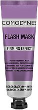 Düfte, Parfümerie und Kosmetik Straffende Gesichtsmaske mit Mikrokollagen - Comodynes Flash Firming Effect Mask