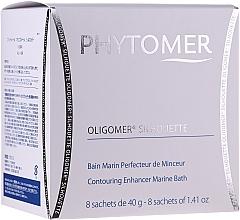 Düfte, Parfümerie und Kosmetik Straffendes Badesalz - Phytomer Oligomer Silhouette Contouring Enhancer Marine Bath