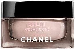 Düfte, Parfümerie und Kosmetik Reichhaltige glättende und festigende Gesichtscreme - Chanel Le Lift Creme Smoothing And Firming Rich Cream