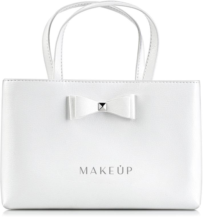 Geschenktasche White elegance - MakeUp (24 x 15,5 cm)