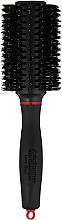 Düfte, Parfümerie und Kosmetik Runde Haarbürste mit Naturborsten 33 mm - Olivia Garden Pro Forme F-33