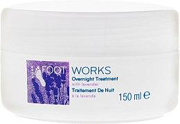 Düfte, Parfümerie und Kosmetik Fußcreme für die Nacht mit Lavendelextrakt - Avon Foot Works Overnight Tretment