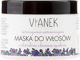 Düfte, Parfümerie und Kosmetik Maske für schwaches und geschädigtes Haar - Vianek Hair Mask