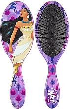 Düfte, Parfümerie und Kosmetik Haarbürste für Kinder Prinzessin Pocahontas - Wet Brush Disney Princess Original Detangler Pocahontas