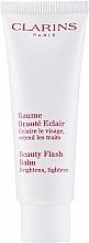 Düfte, Parfümerie und Kosmetik 3in1 Aufhellender und straffender Gesichtsbalsam - Clarins Beauty Flash Balm