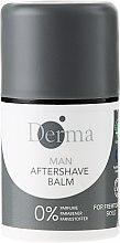 Düfte, Parfümerie und Kosmetik Beruhigender After Shave Balsam - Derma Man Aftershave Balm
