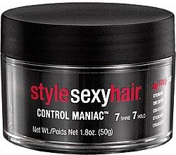 Düfte, Parfümerie und Kosmetik Haarwachs - SexyHair StyleSexyHair Control Maniac Styling Wax