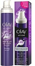 Düfte, Parfümerie und Kosmetik 2in1 Anti-Falten Gesichtsbooster und straffendes Gesichtsserum - Olay Anti Wrinkle Firm & Lift 2 in 1 Booster And Serum