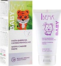 Düfte, Parfümerie und Kosmetik Wundschutzcreme für Babys - Bema Cosmetici Love Bio Nappy Change Paste