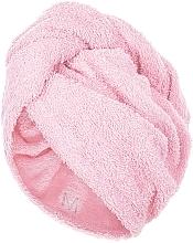 Düfte, Parfümerie und Kosmetik Haarturban puderrosa - MakeUp