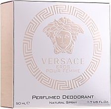 Düfte, Parfümerie und Kosmetik Versace Eros Pour Femme - Deodorant