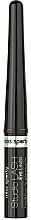 Düfte, Parfümerie und Kosmetik Flüssiger Eyeliner - Miss Sporty Studio Lash Liquid Eye Liner