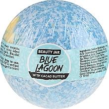 "Düfte, Parfümerie und Kosmetik Badebombe ""Blue lagoon"" - Beauty Jar Blue Lagoon"